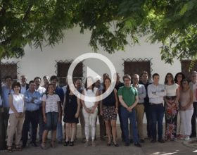 Kick-off meeting in Carmona: The European project for the prevention of Xylella Fastidiosa starts its journey