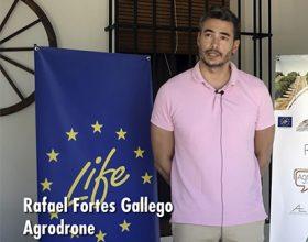 Presentación de Agrodrone en el Kick of meeting de Life Resilience