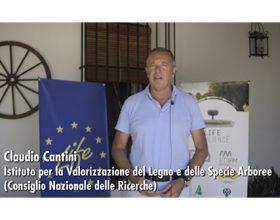 Presentación de CNR Ivalsa en el Kick of meeting de Life Resilience