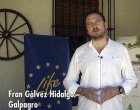 Presentación de Galpagro en el Kick of meeting de Life Resilience