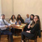 Reunión de networking entre Life Resilience y Life Agriadapt