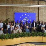 19 proyectos Life se reúnen para compartir sus experiencias