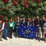 El ministro Luis Planas ya conoce el programa Life Resilience