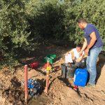 Ideagro trabaja con bioestimulantes y biofertilizantes en El Valenciano