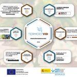 O projeto contra Xylella Fastidiosa, TERMOXYVID, obtém os primeiros resultados positivos