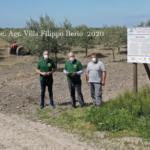 Actividades de LIFE Resilience en Villa Filippo Berio