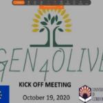 GEN4OLIVE:para acelerar el aprovechamiento de los recursos genéticos del olivo
