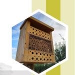 """Nueva jornada: """"Biodiversidad y control de plagas con cajas nido y hoteles de insectos"""""""